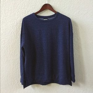 32 Degree Heat Super Soft Blue Sweatshirt Size XL
